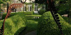 Jardin privé, Bruges