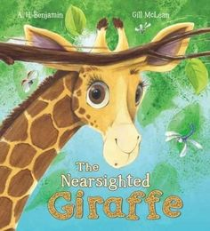 Giraffe can't see very well. But when her animal friends make her a pair of glasses, she decides she would look silly with them! Instead of wearing them, and to prove to her friends she doesn't need g