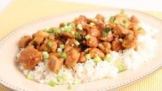Orange Chicken Recipe - Laura in the Kitchen - Internet Cooking Show Starring Laura Vitale