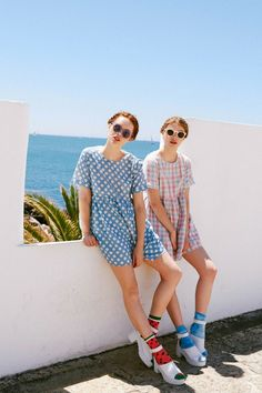 Summer loving, happened so fast.  However these classic T-Shirt Smock Dresses are staying put.. http://www.thewhitepepper.com/collections/dresses/products/t-shirt-smock-dress-blue-polka http://www.thewhitepepper.com/collections/dresses/products/t-shirt-smock-dress-pink-check