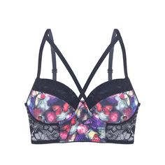 Soutien Cropped Strappy