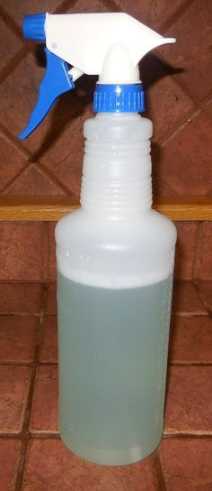 DIY:  Make your own pet urine odor eliminator!