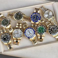 Rolex Heaven. Tag someone who needs a rollie! #pkgrio #pk #photooftheday #success #wealth #style #happiness #rolex