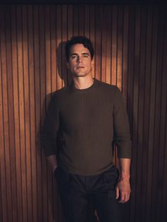 Mr Matt Bomer | The Look | The Journal | Issue 330 | 26 July 2017 | MR PORTER