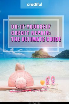 Bad credit can hurt your wallet, but it doesn't have to last forever. Find out exactly how to fix it with Crediful's Ultimate Guide to Credit Repair. Building Credit Score, Good Credit Score, Ways To Build Credit, Fix Your Credit, Money Tips, Money Saving Tips, Financial Success, Financial Planning, Credit Repair Companies