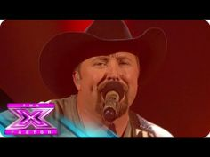 "Tate Stevens Wants to Love ""Somebody"" - THE X FACTOR USA 2012"