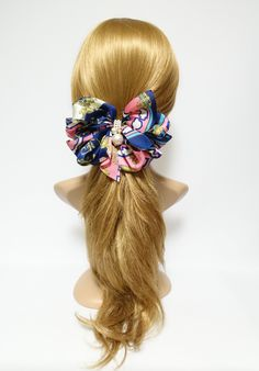 Hair Barrettes, Scrunchies, Hair Bows, Headbands, Ribbon Hairstyle, Headband Hairstyles, How To Make Hair, How To Make Bows, French Hair