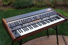 MATRIXSYNTH: Vintage 1980 Korg Trident Analog Synthesizer