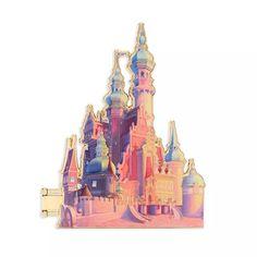 Rapunzel Castle Pin – Tangled – Disney Castle Collection – Limited Release | shopDisney