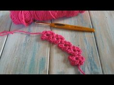 Turn Your Scrap Yarn Into A Beautiful Flower Chain, Perfect For Spring! - Starting Chain