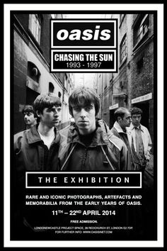 Oasis ... LIVE FOREVER!!