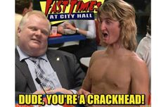 Photos: The best Rob Ford memes Rob Ford, Out Loud, Vancouver, I Laughed, Toronto, Laughter, Politics, Lol, Good Things