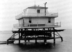 Hawkins Point Lighthouse - Brewerton Front Range (dismantled 1924)