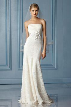 tropical wedding dress, WTOO Wedding Dresses - Style Belize 10458