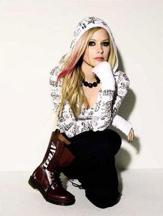 1000 Images About My Kind Of Fashion On Pinterest Avril