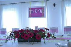 weeding decoration: ballroom