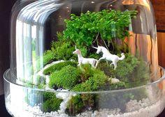 So cute! Might try making a terrarium scene...