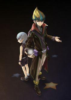 Kaito and Haruto