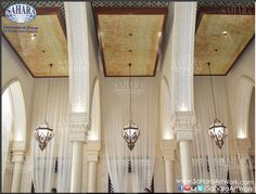 Fresh from site! Digital printed Onyx design ceiling inserts with backlight customized and made specially for this New Sheraton Hotel, ☆the Only Five Star Hotel in Sharjah☆.. Stay