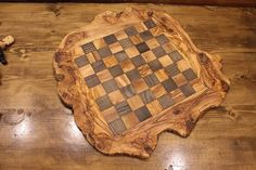 Wooden chess board games Large handmade olive wood chess set Dad Handcafted Gift #Handmade