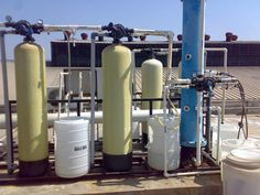 Large Scale Application Water Filtration System for business and industrial use South Africa