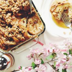 Gluten-Free French Toast Casserole // Best of This Life. Find this #recipe plus 30+ more recipes on our French Toast Feed https://feedfeed.info/french-toast?img=566560 #feedfeed