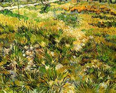 Vincent van Gogh Vincent Van Gogh, Monet, Landscapes, Vans, Painting, Impressionism, Novelty Signs, Paisajes, Scenery