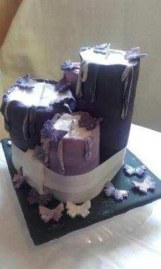 Geburtstagstorte für meine Tochter Cake Art, Birthday Cake Toppers, Daughter, Cakes, Art Cakes