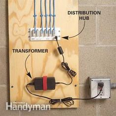 home audio installation install a whole house audio system rh pinterest com Home Theater Subwoofer Wiring Diagram Home Wiring Diagrams