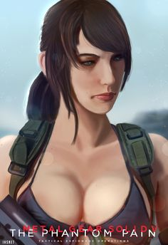 Metal gear on pinterest metal gear solid the phantom and snakes
