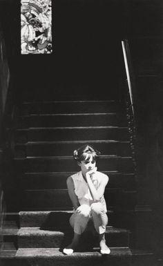 Audrey Hepburn in New York