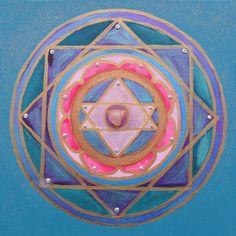 Mandala of Positive Actions Spiritual Drawings, Spiritual Paintings, Chakra Art, Mandala, Spirituality, Doodles, Positivity, Symbols, Artwork