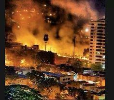 Valencia, February 19, 2014...Venezuela in crisis! Pray for Venezuela!