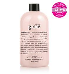 BEST BODY WASH of 2011: amazing grace  perfumed shampoo, bath & shower gel by philosophy