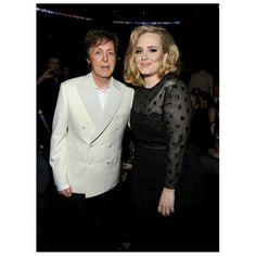 Adele & Paul