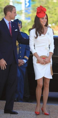 Prince William and Kate Middleton at the Canadian Museum of Civilization July 1, 2011