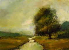 DPW Fine Art Friendly Auctions - Stormy Skies by Bob Kimball
