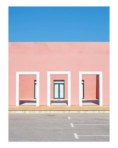 Final day of @jamesneedham takeover of #minimalzine ------------ New Work from my recent trip to Spain