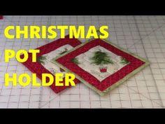 Christmas Pot Polder
