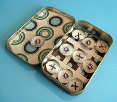 Crafted Love: What's In My... Altoids Tin?