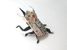Gill Pyke - origami