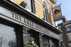 The Bull and Last, Hampstead gastro pub
