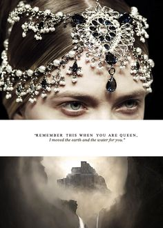 """Remember this when you are queen..."" #writingprompt"
