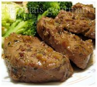 Un bon filet porc Pork Recipes, Cooking Recipes, Vegan Junk Food, How To Cook Beef, Pork Ham, Vegan Smoothies, Food Platters, Happy Foods, My Best Recipe