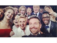 We're finally done with the most-awaited award function of the year – the Academy Awards. While everyone is rejoicing/ brooding over the winner list and busy drooling/criticising red carpet style, we decided to stalk our favourite celebrities on social networking sites to get some behind-the-scenes selfies. Take a look at some really interesting celebrity selfies straight out of the Oscars!We're finally done with the most-awaited award function of the year – the ...