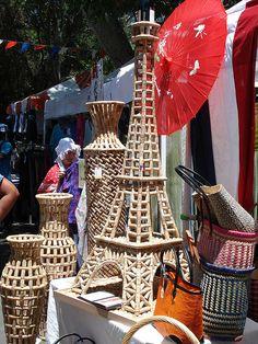 Wine cork Eiffel Tower | Flickr - Photo Sharing!