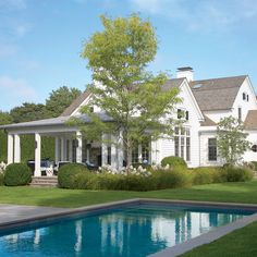 Classic East Hampton Summer House Tour - Coastal Living