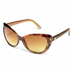 Betseyville Tortoise Shell Cateye Sunglasses