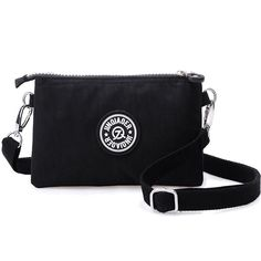 6bdc79e0d5a1 Women Messenger Bags Casual Mini Crossbody Bag For Girls Waterproof Nylon Ladies  Handbags