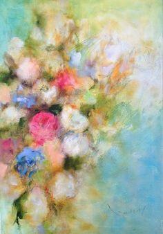 Blooming  by Izumi Ohwada